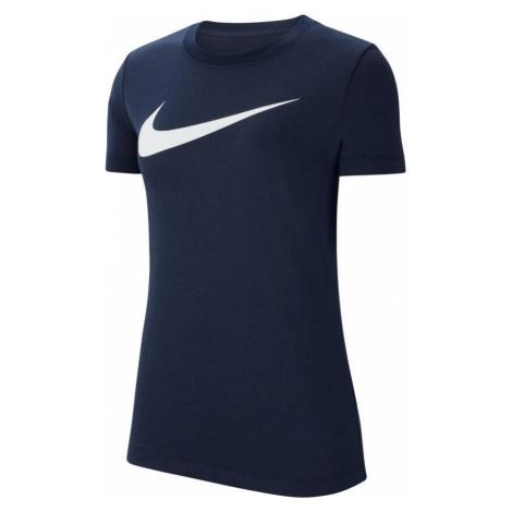 Dámské tričko Nike Park 20 Tmavě modrá
