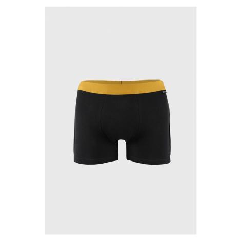 Pánské boxerky Pop-up man černé Cotonella