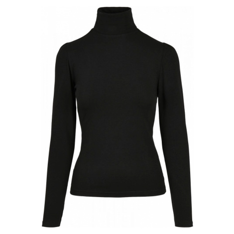 Ladies Puffer Sleeve Turtleneck L/S Urban Classics