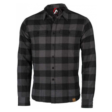 Northfinder RIHVES - Pánská zateplená košile