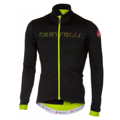 Castelli FONDO černá - Pánský cyklistický dres