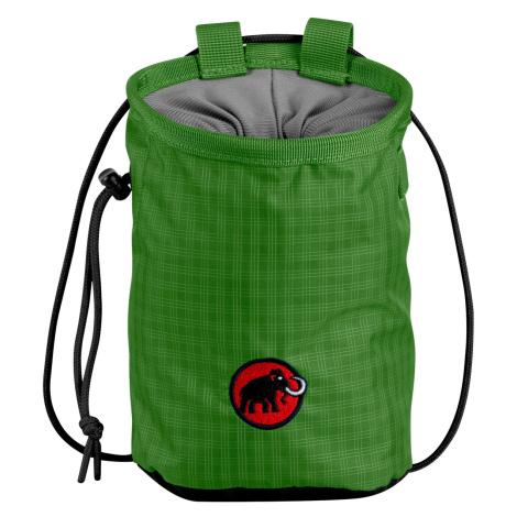 Pytlík na magnézium Mammut Basic Chalk Bag Barva: zelená