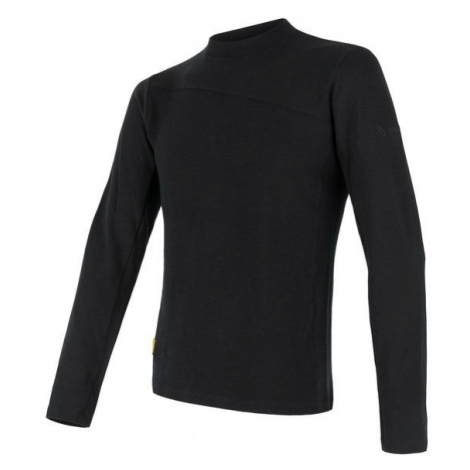 Sensor Merino Extreme Pánské triko dlouhý rukáv black