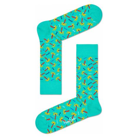 Confetti Palm Sock Happy Socks