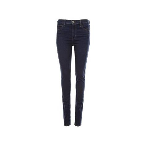 Levi´s® jeans 720 Hirise Super Skinny dámské modré
