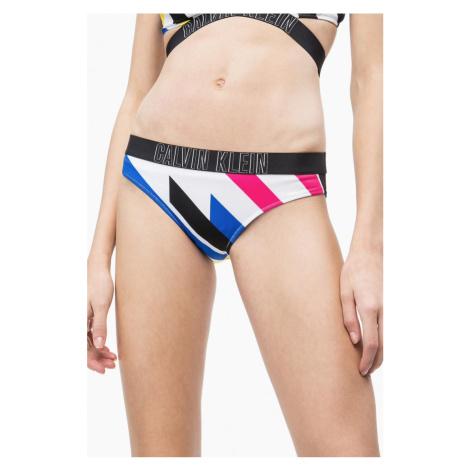 Calvin Klein CK classic bikini Intense Power plavky - Stripe