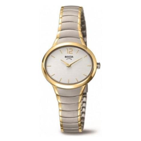 BOCCIA 3280-03, Dámské náramkové hodinky Boccia Titanium