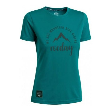 Dámský dres na kolo Monty TEAL Rocday