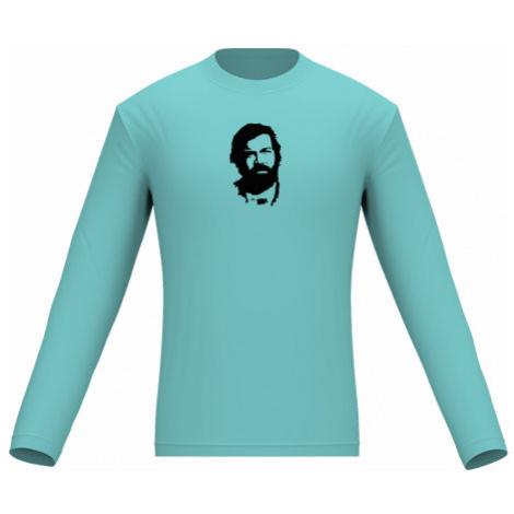 Pánské tričko dlouhý rukáv Bud Spencer