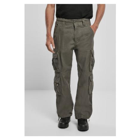 Vintage Cargo Pants - olive Brandit