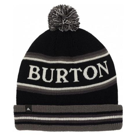 KULICH BURTON TROPE - černá