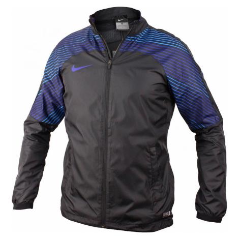 Bunda Nike REV B GPX WVN JKT II Černá / Modrá