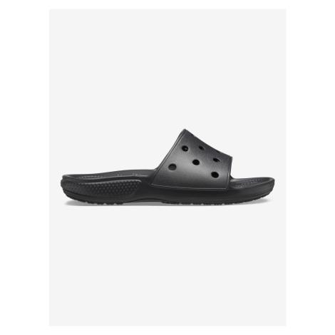 Classic Pantofle Crocs Černá