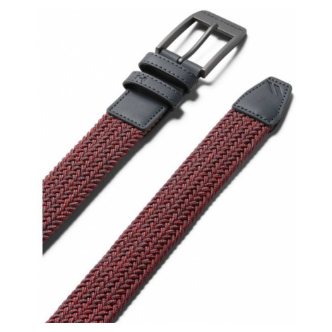 Under Armour Braided 2.0 Belt Pánský pásek 1306538-013 Black