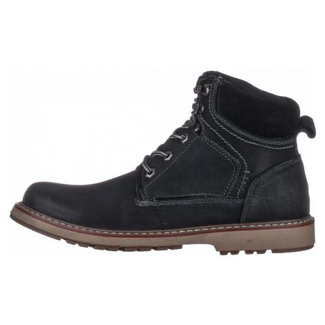 AZA, Kotníková obuv MOZA-X B245514 černá EU 45