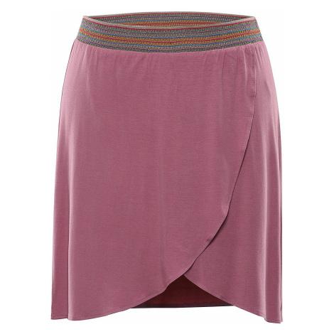 Dámská sukně GAYA - fialová ALPINE PRO