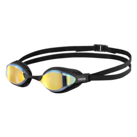 Arena AIRSPEED MIRROR černá - Plavecké brýle