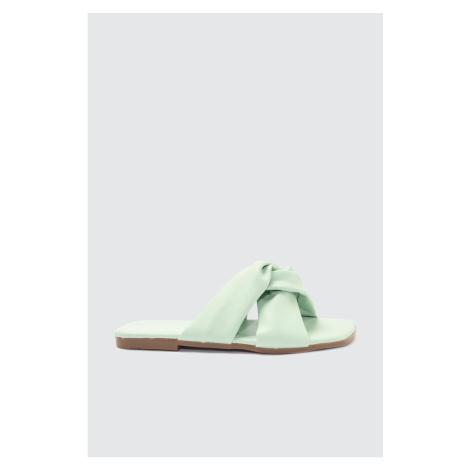 Trendyol Green Women's Slippers