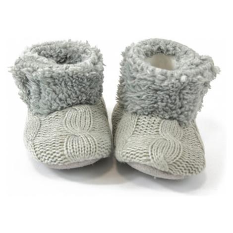 Pidilidi kojenecké capáčky zimní, Pidilidi, PD0562, šedá