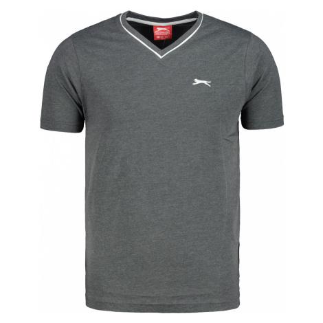 Pánské tričko Slazenger V neck
