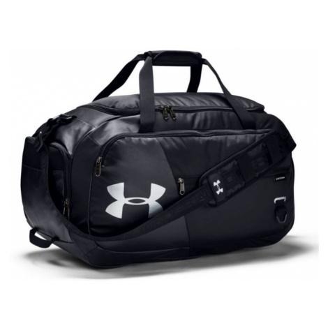 Under Armour Undeniable 4.0 Duffle MD Sportovní taška 58L 1342657-001 Black UNI