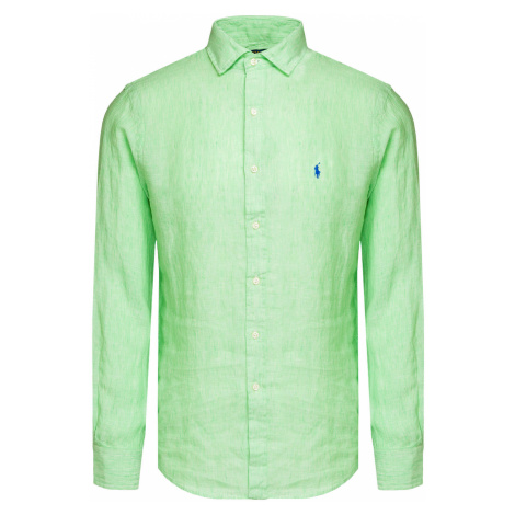 Košile POLO RALPH LAUREN zelená