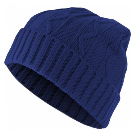 Beanie Cable Flap - royal Urban Classics