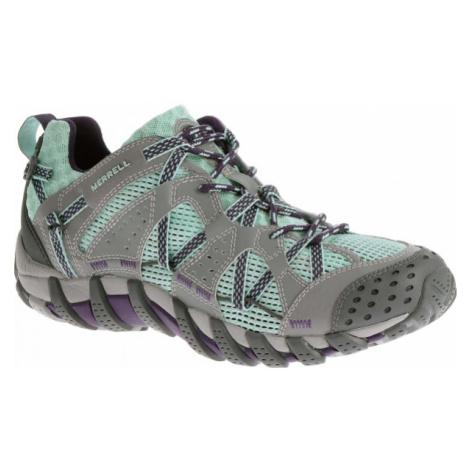 Merrell WATERPRO MAIPO šedá - Dámské outdoorové boty