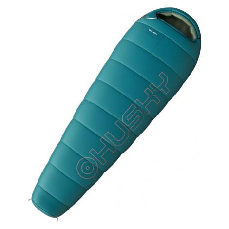 Spacák Husky Mikro Mini 0°C Barva: modrá / Zip: Levý