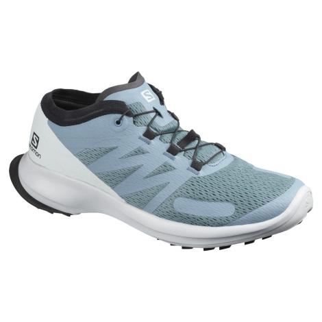 SALOMON trailová obuv Sense Flow bluestone / pearl blue / lapis blue