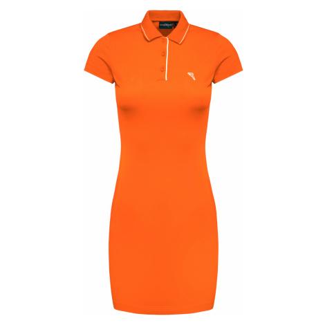 Šaty Chervo JESOLO oranžová