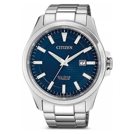 Super Titanium Citizen