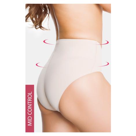 Stahovací kalhotky Figi tělová