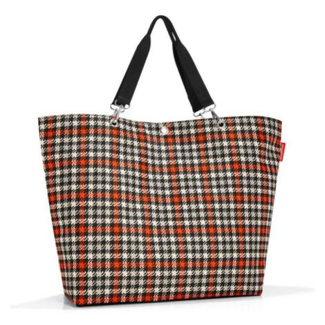 Nákupní taška Reisenthel Shopper XL Glencheck red