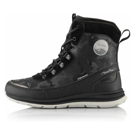 ALPINE PRO LUNEDA Dámská zimní obuv LBTS280990 černá