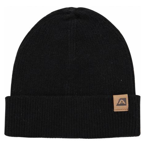 ALPINE PRO EDURNE Zimní čepice UHAP052990 černá