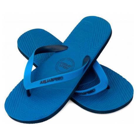 Pánské bazénové pantofle AQUA-SPEED