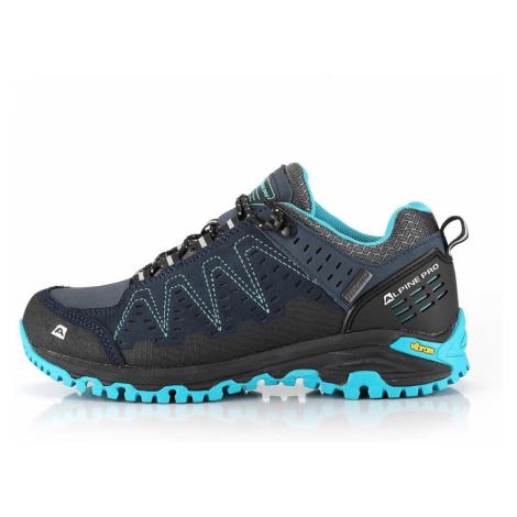 ALPINE PRO CHEFORNAK Unisex outdoorová obuv UBTS191602 mood indigo