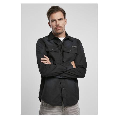 Hardee Denim Shirt - black Urban Classics