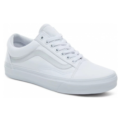 Boty Vans Old Skool true white