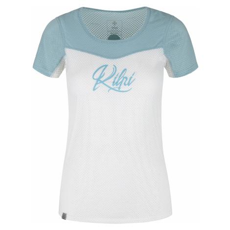 KILPI Dámské technické triko COOLER-W ML0074KIWHT Bílá