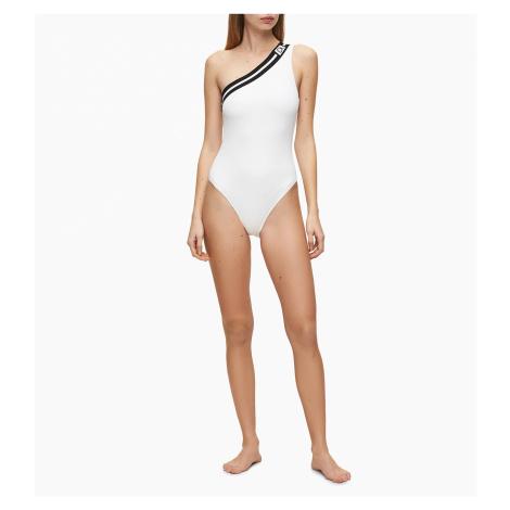 Jednodílné plavky KW0KW00983-YCD - Calvin Klein