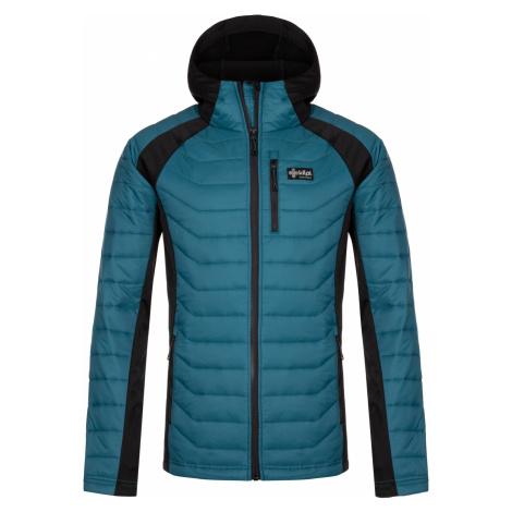 KILPI Pánská outdoorová bunda - větší velikosti ADISA-M LMX007KIBLU Modrá