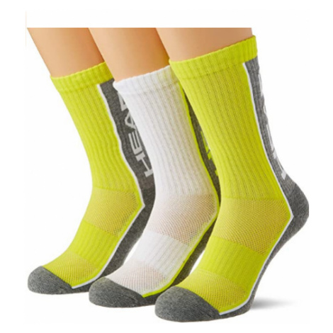 3PACK ponožky HEAD vícebarevné (791011001 004) M