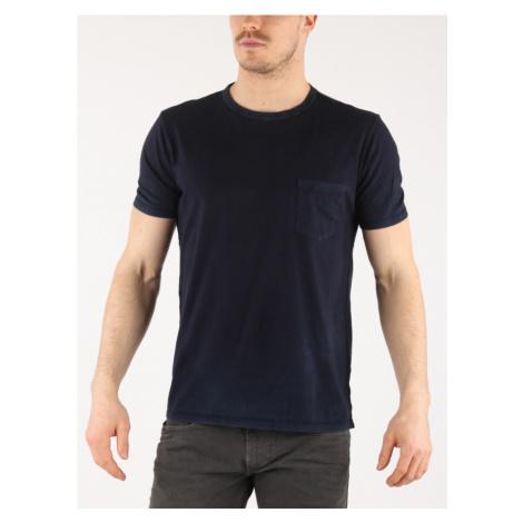 Tričko Replay M3641 T-Shirt Modrá