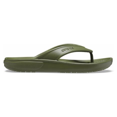 Crocs Classic II Flip Army Green