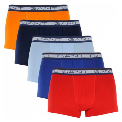 5PACK pánské boxerky Gant vícebarevné (902035553-806)