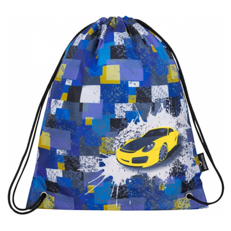 Bagmaster Shoes Epson 8 B Black/blue/yellow