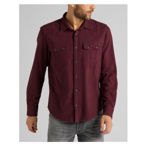 Košile Lee Rider pánská červená