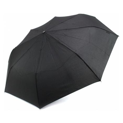 Černý plně automatický skládací pánský deštník Arlen Doppler